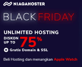 Black Friday Niagahoster